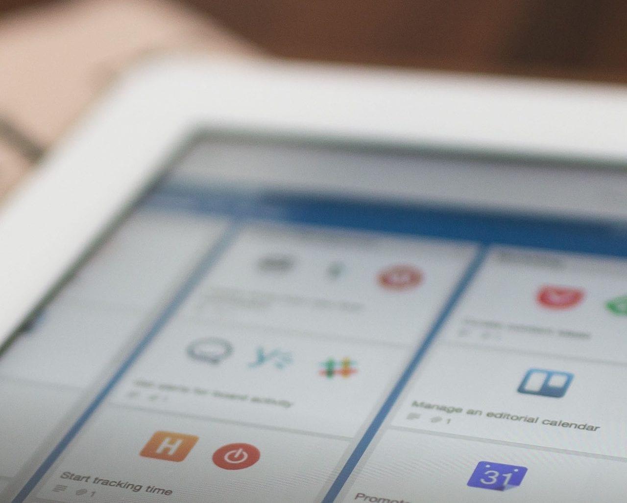 Sage CRM web application