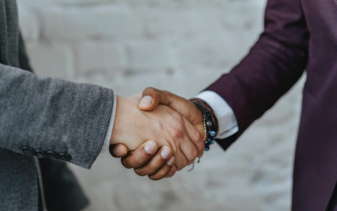 Staff handshake for CPiO expands team